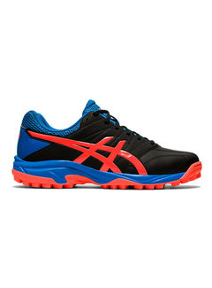 Asics Gel-Lethal MP 7-Black/Flash Coral Men