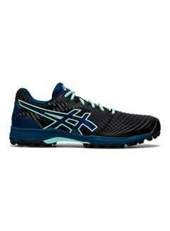 Asics Field Ultimate FF-Black/Mako Blue Women