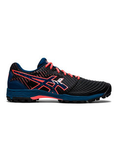 Asics Field Ultimate FF-Black/Mako Blue Men