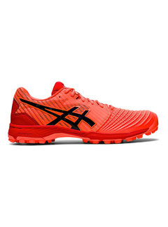 Asics Field Ultimate FF-Sunrise Red/Black Women