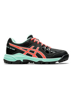 Asics Gel-Peake-Black/Flash Coral Women