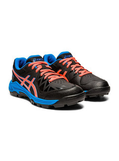 Asics Gel-Peake GS-Black/Directoire Blue Junior