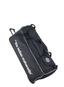 Indian Maharadja Goalie Bag wheeled CLX - Schwarz
