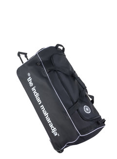Indian Maharadja Goalie Bag wheeled CLX - Schwarz
