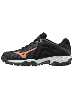 Mizuno WAVE LYNX JUNIOR-Black/8942C/White