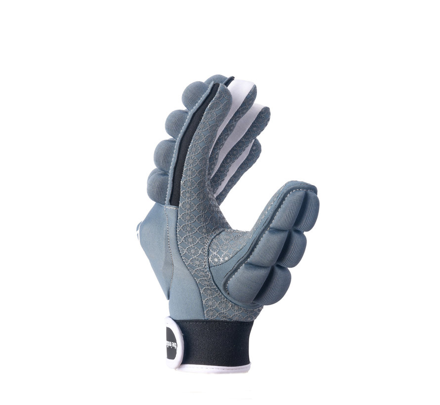 Hockeyhandschuh shell/foam full finger Denim [left]