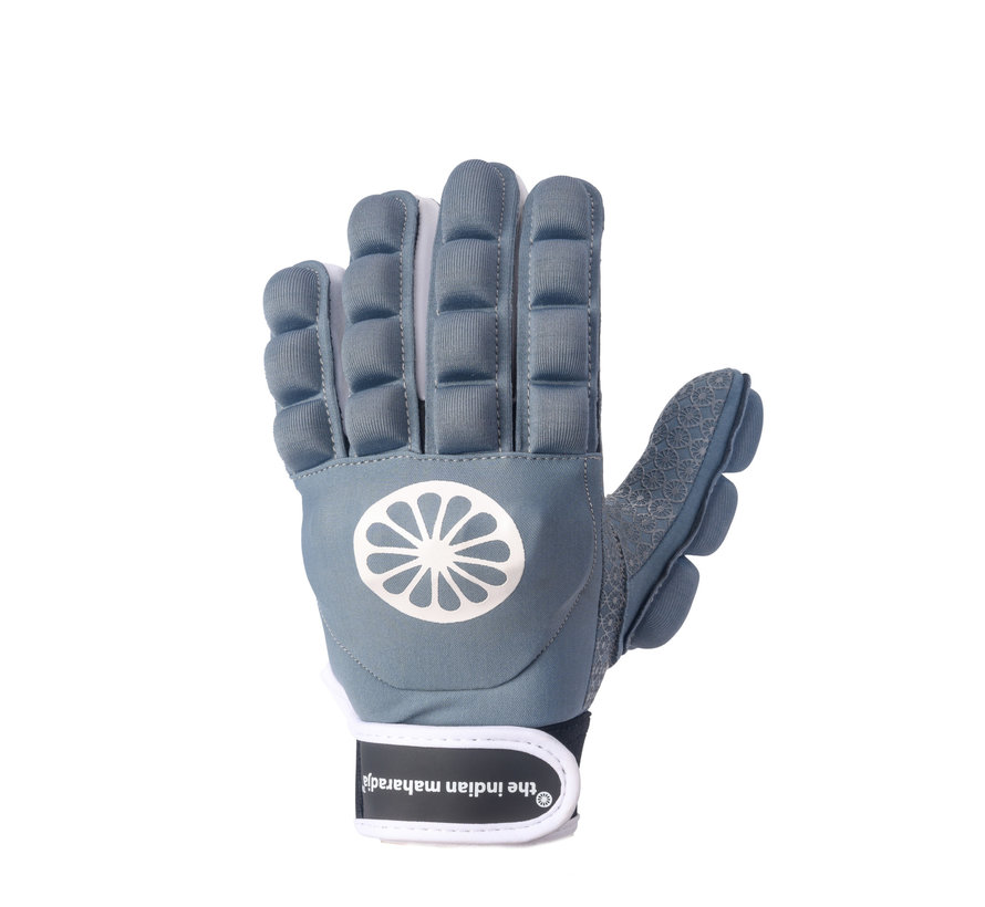 Handschoen shell/foam hele vingers Denim [links]