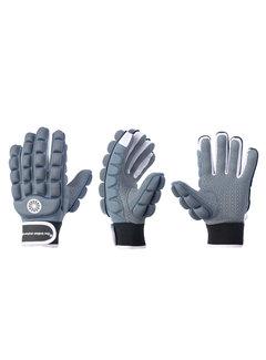 Indian Maharadja Glove foam full finger Denim [left]