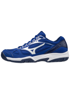 Mizuno CYCLONE SPEED 2 Indoor JUNIOR-ReflexBlue