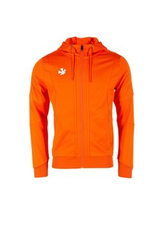 Reece Cleve TTS Hooded Sweat Full Zip Unisex Orange
