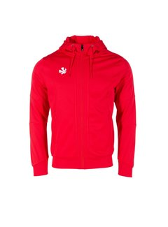Reece Cleve TTS Hooded Sweat Full Zip Red