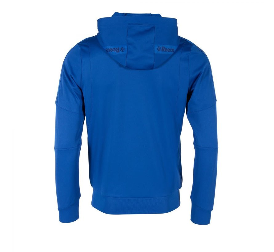 Cleve TTS Hooded Sweat Full Zip Unisex Royal