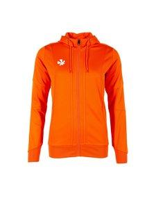 Reece Cleve TTS Hooded Sweat Full Zip Ladies Orange