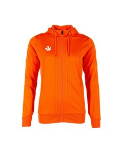 Reece Cleve TTS Hooded Sweat Full Zip Ladies Orange