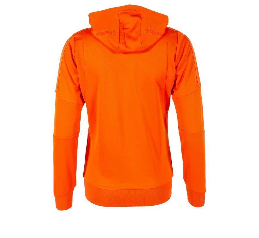 Cleve TTS Hooded Sweat Full Zip Orange