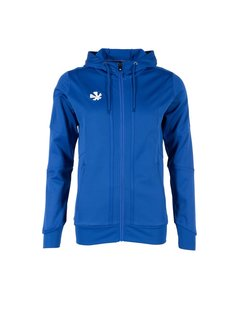 Reece Cleve TTS Hooded Sweat Full Zip Ladies Royal