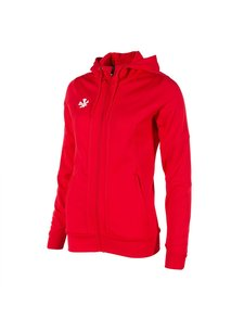 Reece Cleve TTS Hooded Sweat Full Zip Ladies Red