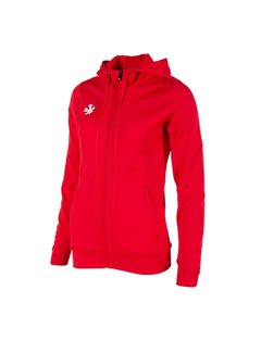 Reece Cleve TTS Hooded Sweat Full Zip Ladies Red