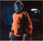 Hockey-Torwart