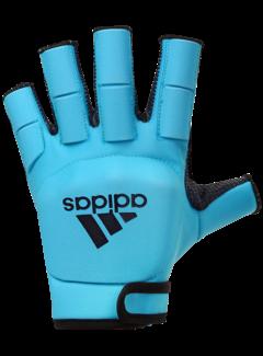Adidas OD Glove 20/21 Signal Cyan/Legend Ink hockey handschoen