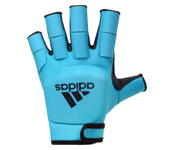 Adidas OD Glove 20/21 Signal Cyan/Legend Ink Hockey Handschuh