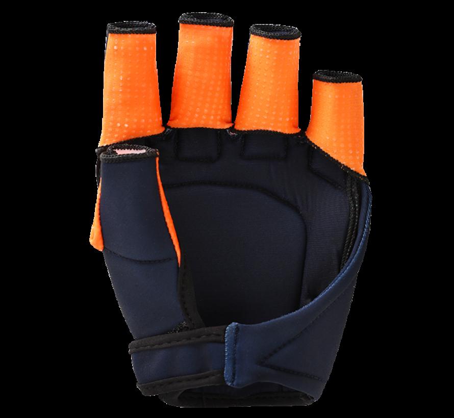 OD Glove 20/21 Legend Ink/Signal Orange hockey handschoen