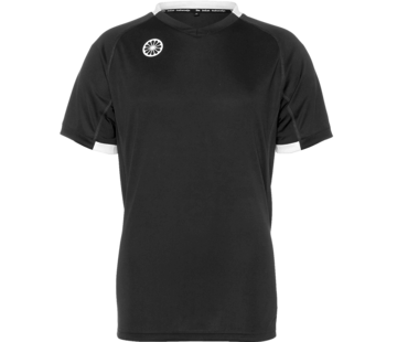 Indian Maharadja Boys Tech Shirt Zwart