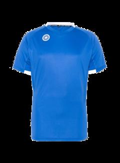 Indian Maharadja Jungen Tech Shirt Kobalt