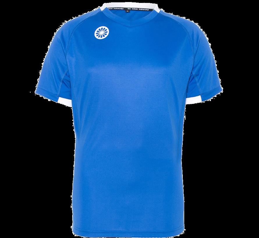 Jungen Tech Shirt Kobalt