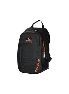 Brabo Backpack Traditional Sr Black/Neon Orange