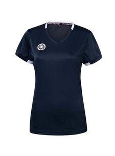 Indian Maharadja Women's Tech Shirt Navy
