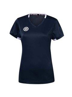Indian Maharadja Damen Tech Shirt Navy