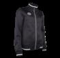 Mens Knitted Tech Jacket zwart