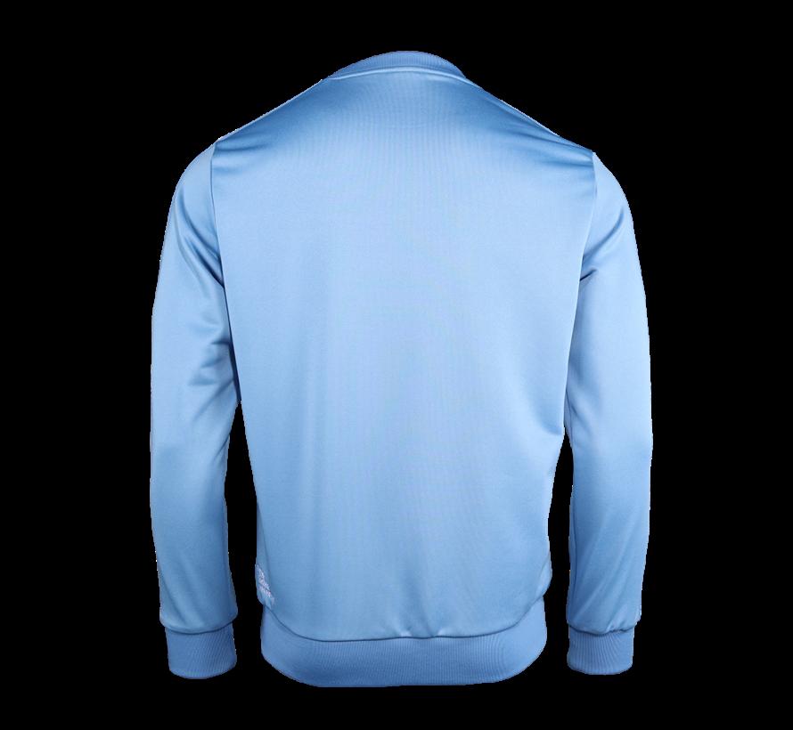 Kids Sweater Poly Terry blauw