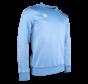 Men Sweater Poly Terry Blau