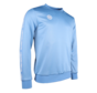 Men Sweater Poly Terry Blue