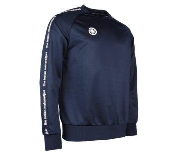 Indian Maharadja Men Sweater Poly Terry Navy