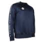 Men Sweater Poly Terry Navy