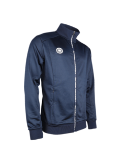 Indian Maharadja Kids Jacket Poly Terry Navy