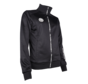 Men Jacket Poly Terry zwart