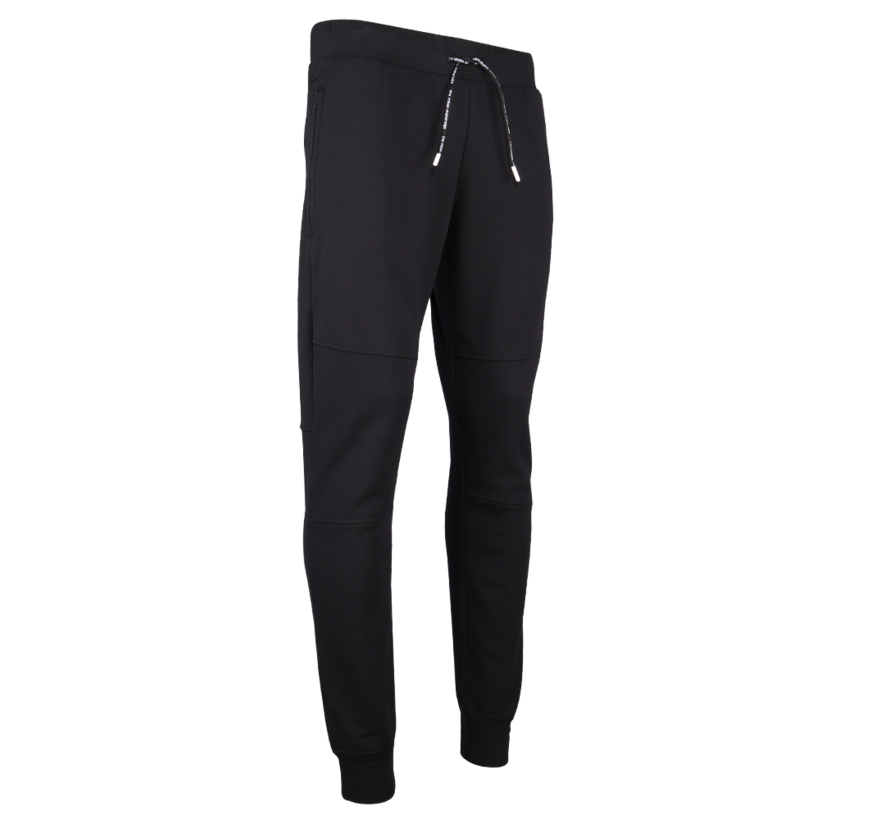 Men jogging pants zwart