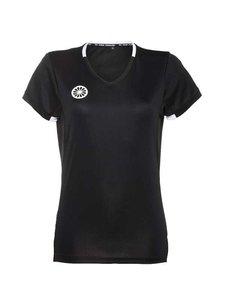 Indian Maharadja Women's Tech Shirt Zwart