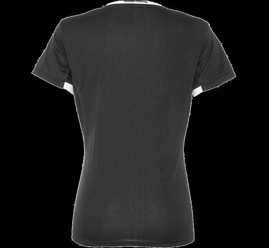 Girls Tech Shirt Schwarz