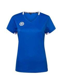 Indian Maharadja Women's Tech Shirt Cobalt