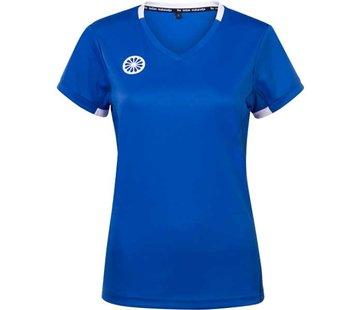Indian Maharadja Damen Tech Shirt Kobalt