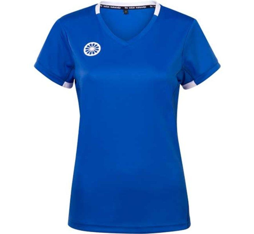 Girls Tech Shirt Kobalt