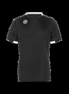 Indian Maharadja Herren Tech Shirt Schwarz