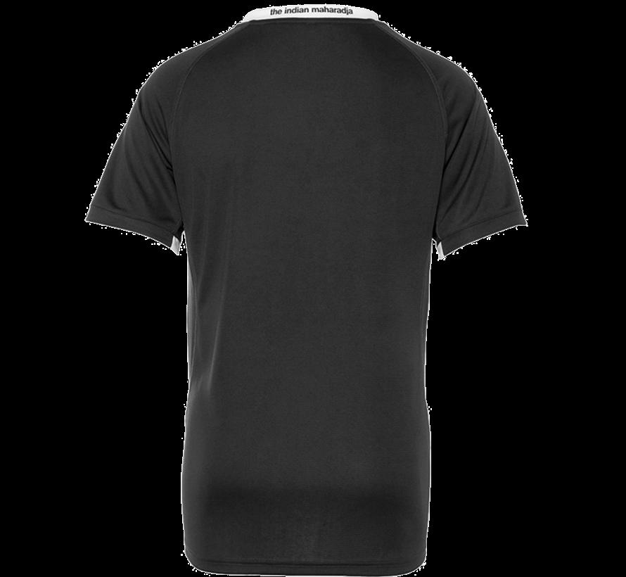 Herren Tech Shirt Schwarz
