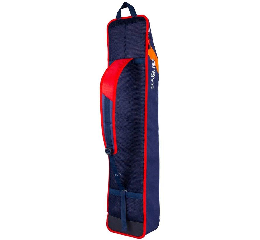 Schlägertasche FLASH 500 Navy/Rot