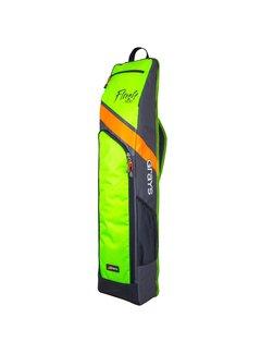 Grays Schlägertasche FLASH 500 Charcoal / Neongelb